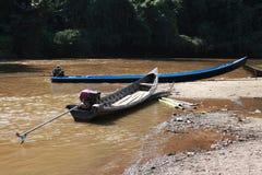 Lokalna łódź Fotografia Stock