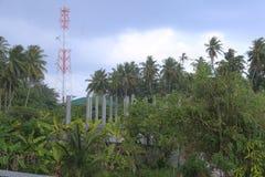 Lokalna wyspa N lhohi Zdjęcia Royalty Free
