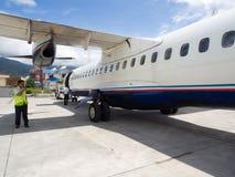 Lokalne linie lotnicze Zdjęcie Stock