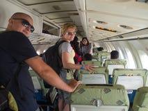 Lokalne linie lotnicze Obraz Stock