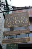 Lokalni księgarni Harry garncarki universal studio zdjęcie royalty free