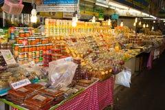 Lokalny produktu sklepu sfora podróżnik Zdjęcie Stock