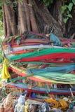 Lokalny sposób Stubarwny atłas Na Bodhi Ganesha I drzewie zdjęcie stock
