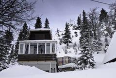 lokalowa góra Zdjęcia Royalty Free