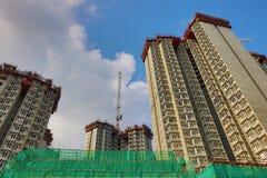 Lokalowa nieruchomość Na Tai nieruchomość przy 2017 Fotografia Stock