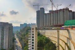 Lokalowa nieruchomość Na Tai nieruchomość przy 2017 Zdjęcie Stock