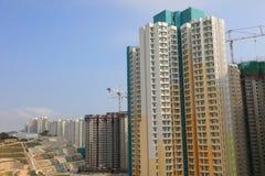 Lokalowa nieruchomość Na Tai nieruchomość przy 2017 Zdjęcia Stock