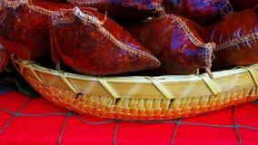 Lokalu mięsny naczynie Obrazy Royalty Free