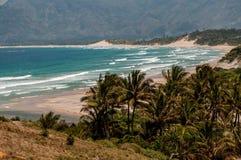 Lokaro plaża zdjęcia stock