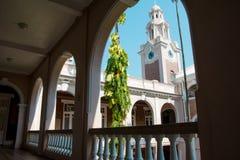 Loke Yew Hall, University of Hong Kong Stock Photos