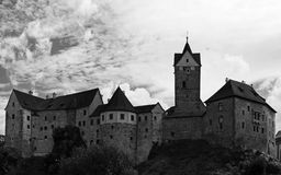 Loket castle Stock Photo