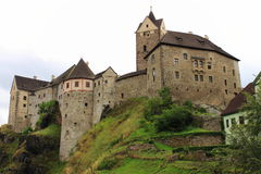 Loket castle Royalty Free Stock Photo