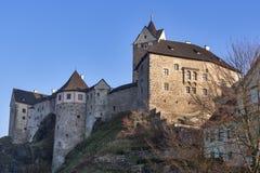 Loket castle, Czech republic royalty free stock photo