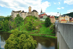 Loket, Czech Republic Royalty Free Stock Photography