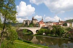 Loket, Czech republic Royalty Free Stock Photography