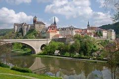 Loket, Czech republic Royalty Free Stock Photos
