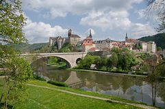 Loket, Czech republic Royalty Free Stock Images