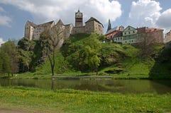Loket, Czech republic Royalty Free Stock Photo