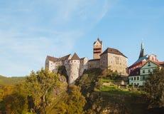 loket czeska republika zdjęcia stock