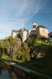 loket czeska republika zdjęcie royalty free