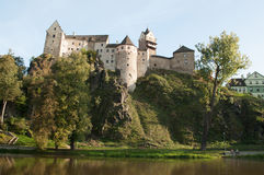 loket czeska republika obrazy stock