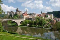 loket czeska republika Fotografia Royalty Free