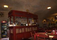 loket czeska republika Rodinny Pivovar Svaty Florian restauracja Zdjęcia Royalty Free