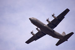 Lokheed C130 Hercules Stock Photo