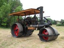 Lokomobila del vapor (tractor del vapor) Imagen de archivo libre de regalías