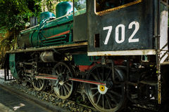 lokomotiv royaltyfri bild