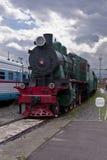 lokomotiv Royaltyfria Bilder