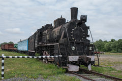 lokomotiv royaltyfri foto