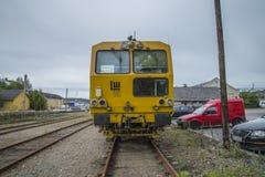 Lokomotiv lew 25011 Royaltyfri Fotografi