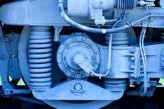lokomotive старая часть Стоковая Фотография RF