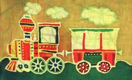 Lokomotive Stockbild