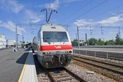 lokomotive rilway Стоковые Изображения RF