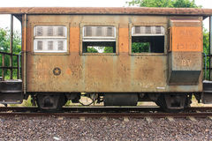Lokomotiven. Stockfotografie