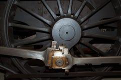 lokomotoryczny koło Zdjęcia Stock