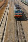 lokomotywa Zdjęcie Stock