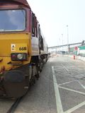 lokomotywa Obrazy Stock