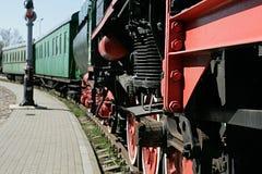 lokomotywa Obraz Stock