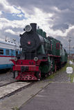 lokomotywa Obrazy Royalty Free