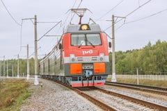 lokomotywa elektryczna Obrazy Royalty Free