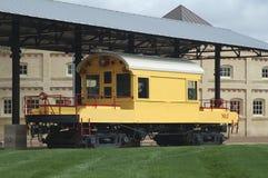 Lokomotywa elektryczny pociąg Fotografia Royalty Free