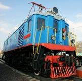 lokomotywa stara Obrazy Royalty Free