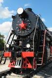 lokomotywa stara Zdjęcie Royalty Free