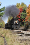 lokomotywy kontrpara Obraz Royalty Free