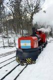 lokomotywy kontrpara Obrazy Stock