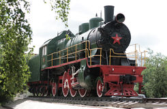 lokomotywy kontrpara Zdjęcia Stock