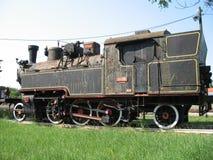 lokomotywy parowozowa kontrpara Obraz Royalty Free